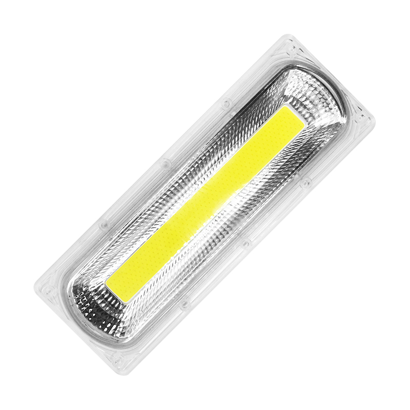 1 Satz COB LED Lampen Korn + Objektiv Reflektor 30 Watt 50 Watt 70 Watt 100  Watt 150 Watt 110 220 V Umfassen: PC Objektiv + Reflektor + Silikon Ring  DIY Für ...