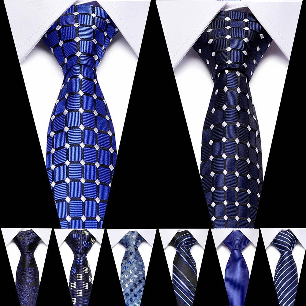 50 Colors Paisley 100% Silk Ties For Men Gifts Wedding Necktie Gravata  Men Business Groom Wedding Party