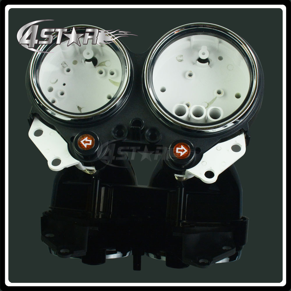 New Motorcycle Accessories Speedometer Tachometer Instrument Gauge Case Cover For HONDA X4 1300 1997-2003 97 98 99 00 01 02 03 for honda cbr600rr 2003 2004 2005 2006 new speedometer instrument shell tachometer gauge case