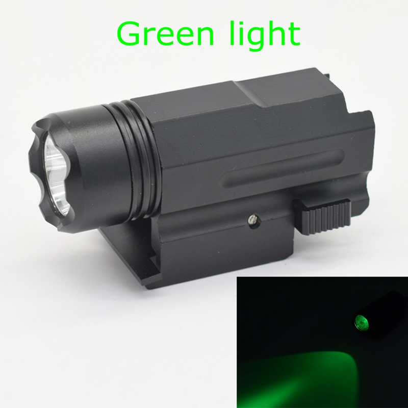 Tactische Hunting Gun licht LED Shotgun Rifle Glock Gun Flash Light - Jacht - Foto 1