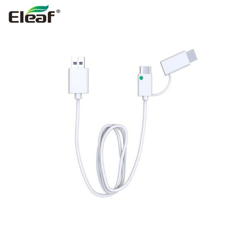 Original Eleaf QC 3.0 USB Charging Cable with a Type C