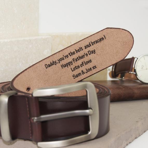 Personnalisé tout texte homme cuir ceinture marié anniversaire cadeaux pour mari saint valentin père fête hommes petit ami cuir ceintures