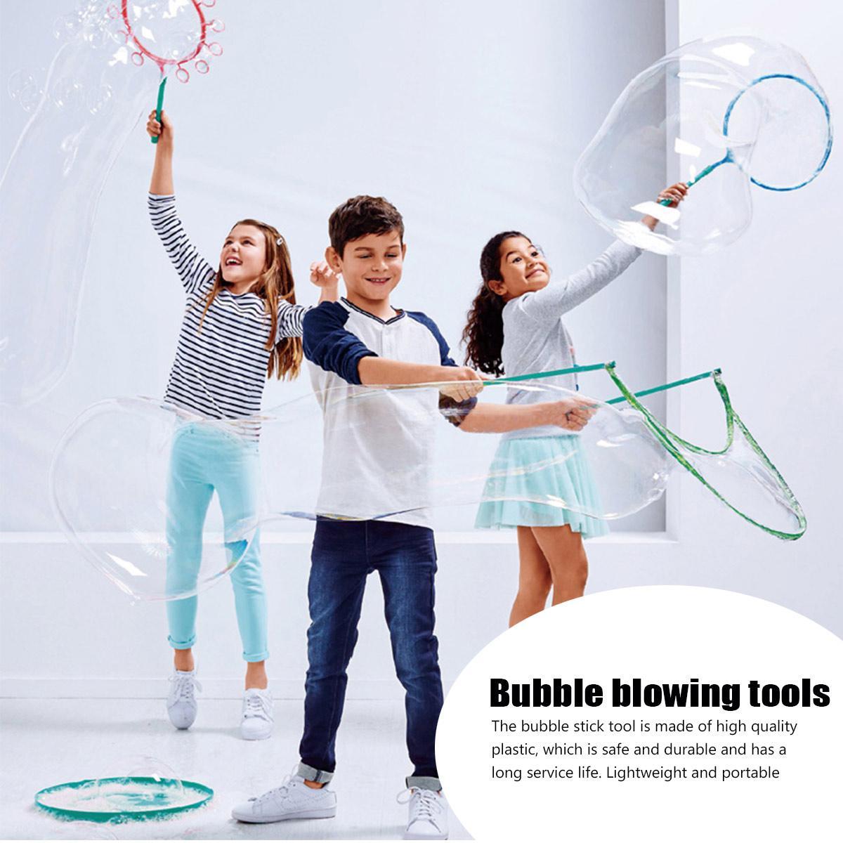 13 piezas de herramientas de jabón de burbujas de fantasía mágica juego de palos de burbuja de juguete de regalo divertido al aire libre soplador de burbujas para niños 12 unids/set niños cocina juguetes chicas Mini juego de herramientas niños cocina de acero inoxidable ollas sartenes juguetes Kit