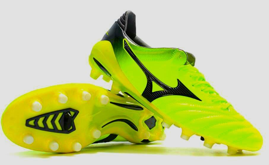 Mizuno Morelia Neo Mix Mizuno Wave Ignitus 4MD Basara FG Soccer Spikes Men Running shoes YELLOW Weightlifting Shoes Size 40-45 цена