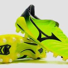 ef4b5313dd1e Mizuno Morelia Neo Mix Mizuno Wave Ignitus 4MD Basara FG Soccer Spikes Men  Running shoes YELLOW