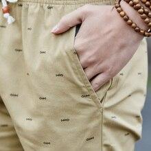 Summer Cotton Shorts Men Fashion Brand Boardshorts Breathable Male Casual Shorts Comfortable Plus Size Mens Short Bermuda Beach