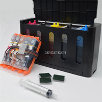 Ink Cartridges Ink Supply System kit Accessaries Replacement For Canon PIXMA TS8020 TS9020 Printer CISS Ink System With Chip