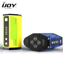 D'origine Ijoy Maxo Quad TC Mod 510 fil 5-315 W Réglable Puissance de sortie TC Boîte Mod Compatible avec 18650 Batterie Vaporisateur Mod