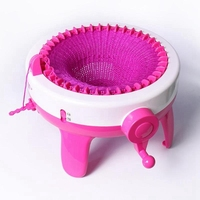 Plastic Needle Sewing Machine Tool Diy Hand Woven Scarves Hat Children Knitting Machine