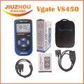 2016 продвижение! Vgate VS450 для VAG OBDII OBD 2 код автомобиля в . с . 450 сброс Airbag ABS сканер