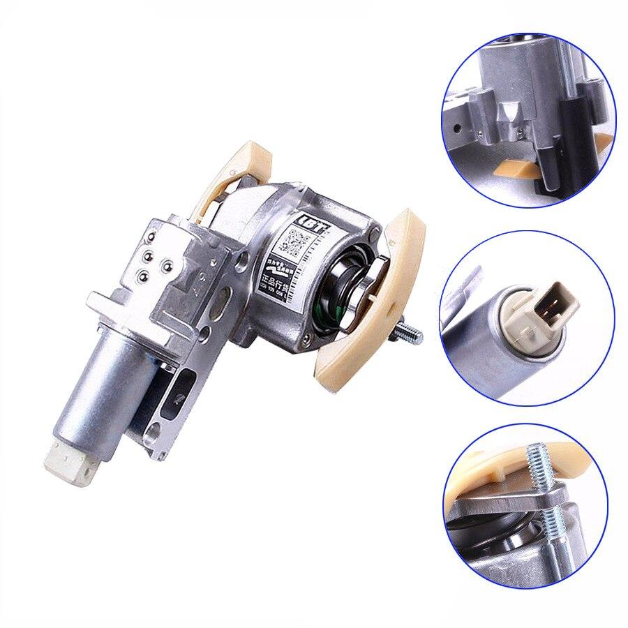 ФОТО OEM 058109088L Timing composants Camshaft chain tensioners Pour VW Passat B5 Jetta Golf MK4 Bora A4 A6 Octavia 1.8 T 058109088L