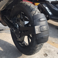 Rear Fender Mudguard for BMW F800GS/R F700GS F650GS 2008 2017 Motorcycle Accessories Modified Mudflap Guard Cover Rear Wheel