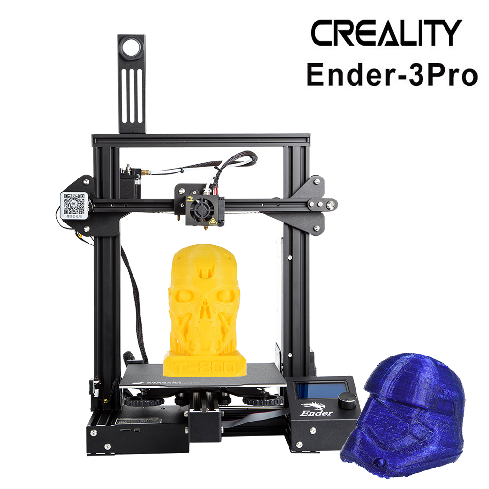 CREALITY 3D DIY Kit 3D printer Large Size I3 mini Ender 3/Ender-3 Pro Continuation