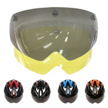MOON 3 Colors UV400 Bike Bicycle Cycling Helmet Goggles or Glasses Gafas Ciclismo