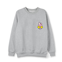 New Kpop BTS Bangtan Boys Fans Club Bt21 Same Q Blouse Hoody Cool Sweatshirt Harajuku Style