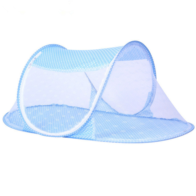 Comfy Portable Baby Bed with Mosquito Net
