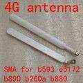 Оригинальный 4 г lte Huawei антенны sma для 4 Г 3 г wi-fi маршрутизатор внешняя Антенна для B593 B890 B880 e5172 e5186 b970b Антенна для cpe