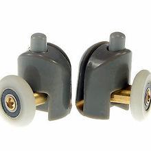 Нижний шкив 25 мм диаметр регулируемая душевая дверь ролик бегунок колеса шкивы хорошее качество