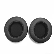 Soft Earpads Replacement Memory Foam Ear Cushion Kit Pad Cover For Razer Kraken Pro V2 Added Comfort And Sound Quality Oval Eh# replacement eapads earmuffs cushion kraken 7 1 chroma v2 usb gaming pro v2 headphone