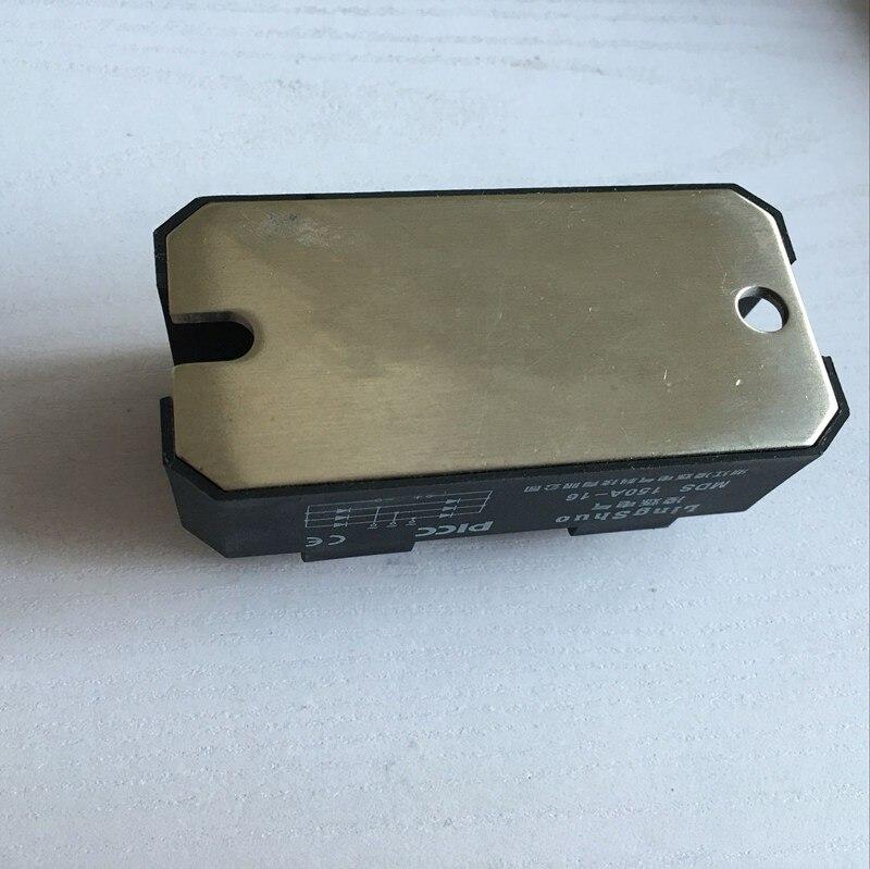 1 шт. MDS150A 3 фазы диодный мост выпрямителя 150A Amp 1600 в мостовой выпрямитель