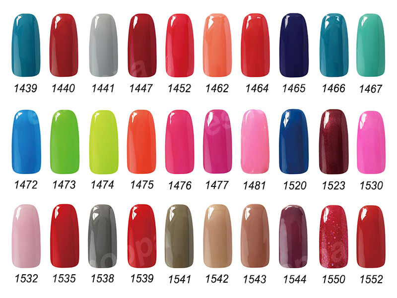 15мл Premium Quality Colorful Arte Clavo Кез-келген 6 - Маникюр - фото 5