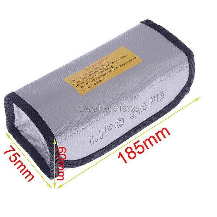 <font><b>RC</b></font> <font><b>Lipo</b></font> Батарея Предметы безопасности Защитите сумка Безопасный гвардии заряда мешок 185x75x60 мм, 235x180x65 мм