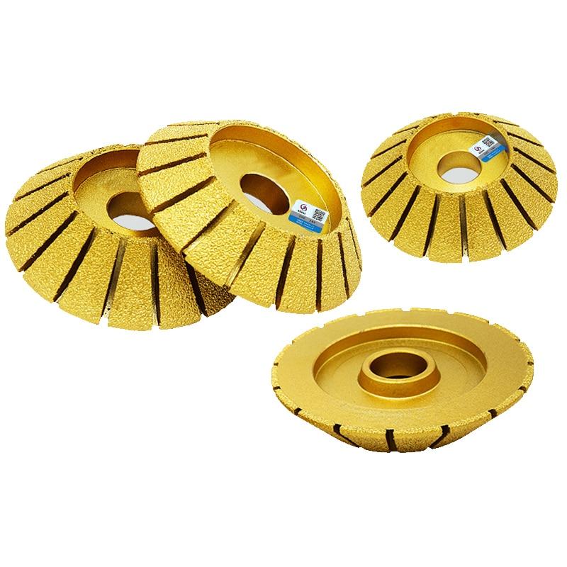 RIJILEI Disc abraziv de marmură de 45 de grade Diametru brodat cu un - Instrumente abrazive - Fotografie 4