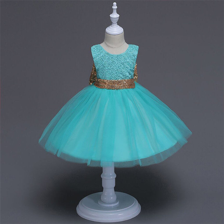 New Birthday party girl dress for girls clothes kids dresses Summer ...