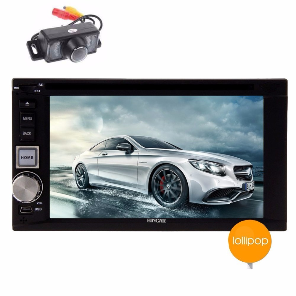 android 5 1 car dvd player touch screen 2 din car stereo. Black Bedroom Furniture Sets. Home Design Ideas