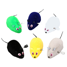 Pet Interactive Toy Realistic Toys Mice For Cats Products Little Mouse Shape Training Supplies