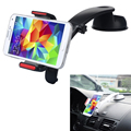 Xnyocn car phone holder Extend Car Mount Stand with Sucker Base 360 Degree Rotation Width: 60mm - 93mm For iphone For samsung