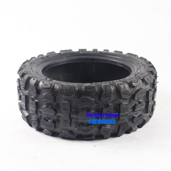 High quality 90/65-6.5Off-road tire   For Electric Scooter 11 Inch tubless Vacuum Tire Out Diameter 255mm