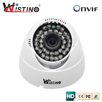 HD720P Indoor Dome IP Camera Security CCTV 1 0MP Surveillance ONVIF 2 0 P2P IR Cut