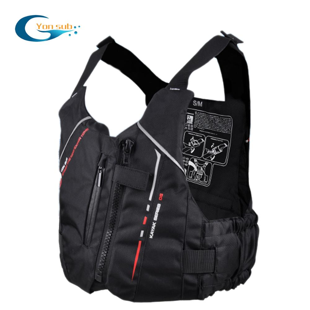 Professional Sailing Water Skiing Kayak Life Jacket Vest Swimming Boating Outdoor Water Sports Safety Life Jacket