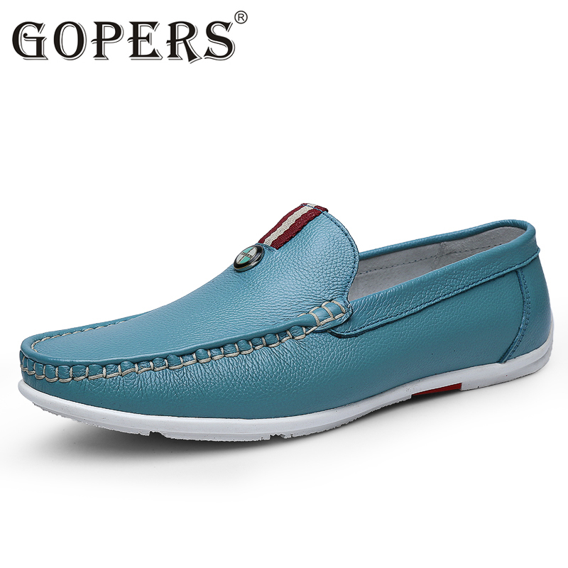 2017 Men Flats Shoes Leather Lacing Men Loafers Casual Men Shoes Slip on Moccasins Fashion Male Driving Shoes 36-47 dxkzmcm men casual shoes fashion men shoes leather men loafers moccasins slip on men flats male shoes
