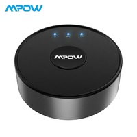 Mpow 261A Bluetooth 5.0 Transmitter Real APTX/APTX HD/APTX LL Wireless Audio Adapter Dual Connections Bluetooth Adapter For TV