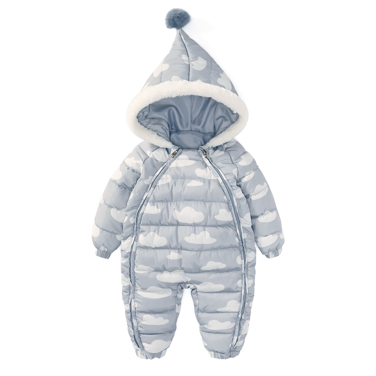 winter Cotton Clothes Children jacket Baby clothing snowsuit girl boy infant snow Winter jumpsuit coat Thickening Warm casual 4t 14t children s clothing pants leggings warm three layers plus plush thickening cotton baby girl clothes winter children