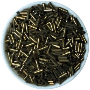 Бисер из черного стекла 6х2 мм 500 шт, бисер для браслета, ожерелий, самостоятельного изготовления ювелирных изделий