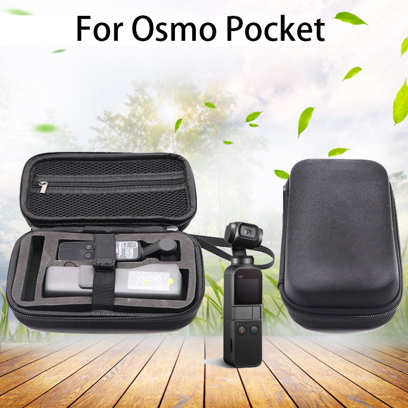 Mini Carrying Case for DJI OSMO Pocket Portable Bag Storage Hard Shell Box for DJI Osmo Pocket Gimbal Accessories 5
