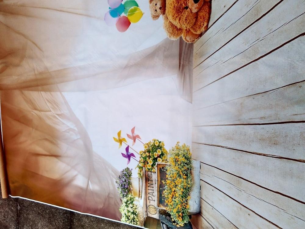Gaza medvjedi cvijeće bijeli pod drvo odbora fotografije Pozadina - Kamera i foto - Foto 4