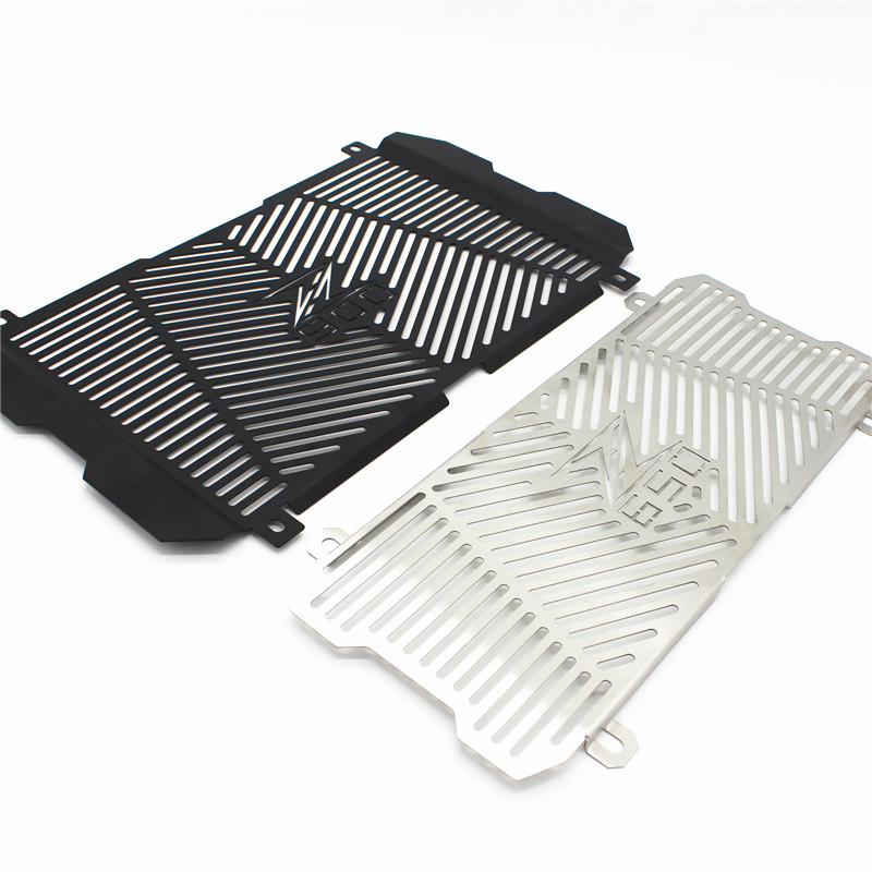 2017 New Z900 Z650 Arrived Motorcycle Stainless Steel RADIATOR GUARD COVER Protector Fit For Kawasaki Z650