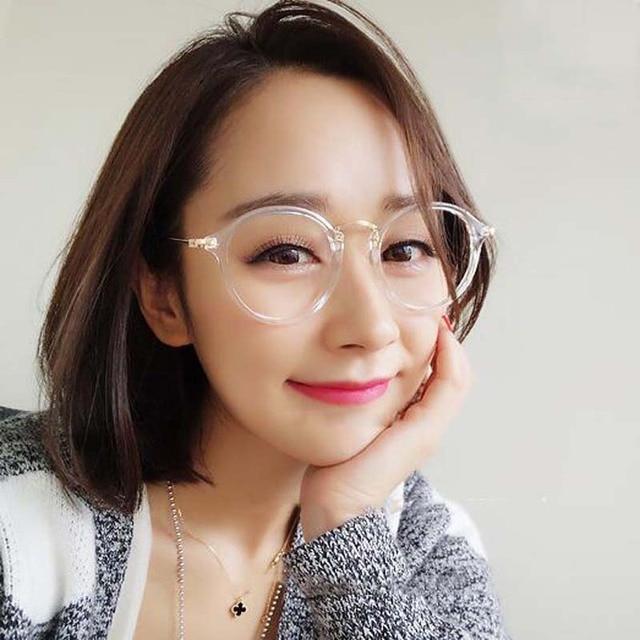 a45cf9d7d6 New fashion glasses women optical frames eyeglasses armacao de oculos de  grau feminino Retro patterns metal legs eyewear