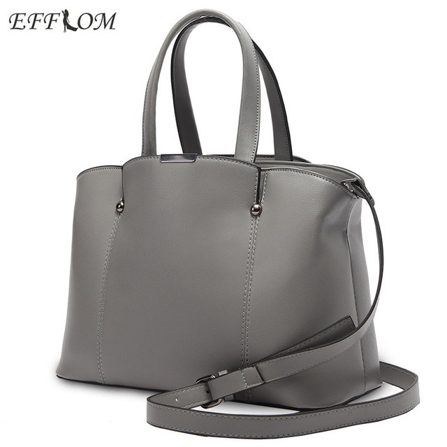 2017 Luxury Handbags Women Bags Designer Pu Leather Top Handle Female Office Tote Handbag