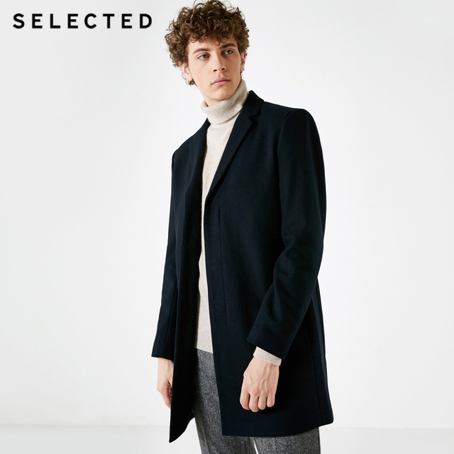 SELECTED Wool Cashmere...