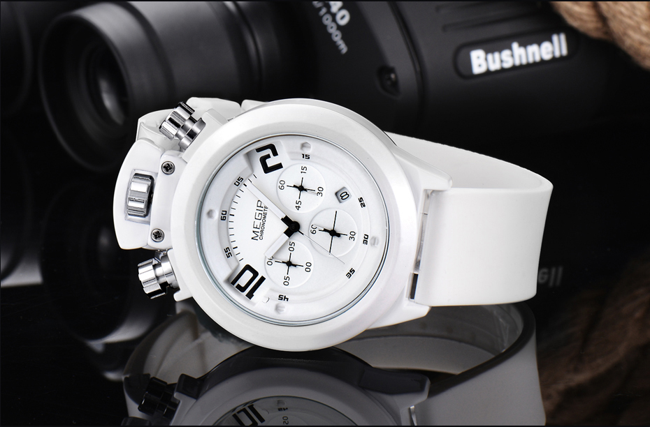 HTB1suz.XKuSBuNjy1Xcq6AYjFXaj MEGIR Watch Orange Numbers  Creative Watches