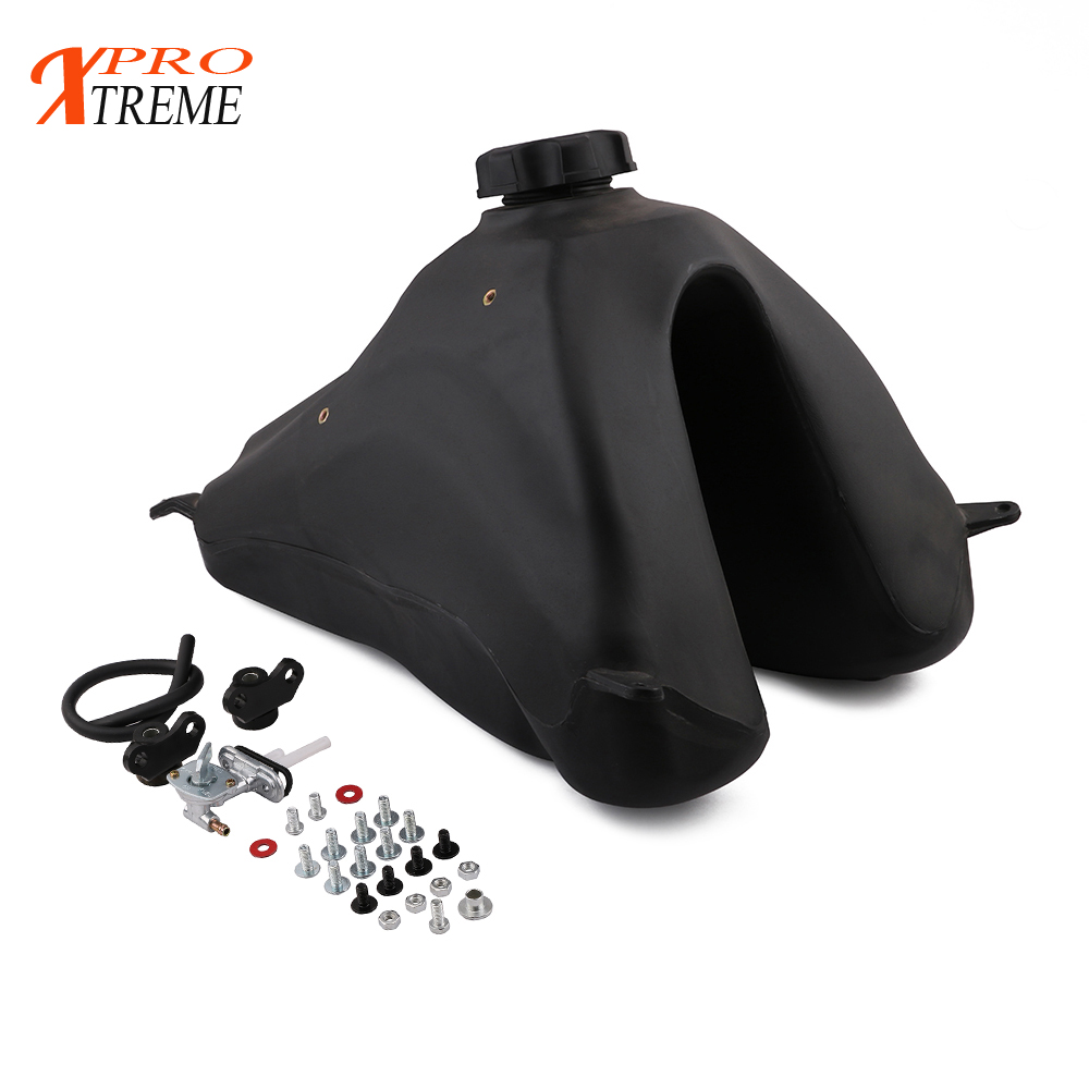 Motorcycle Plastic Gas Oil Tank For Honda CRF230F CRF 230 F 2015 2016 2017