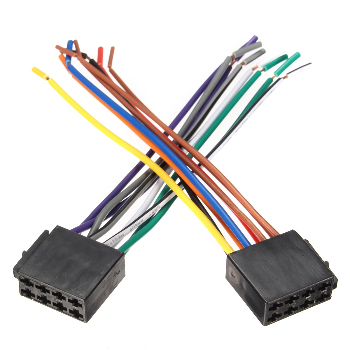 Newest Universal Wire Harness Adapter Connector Cable