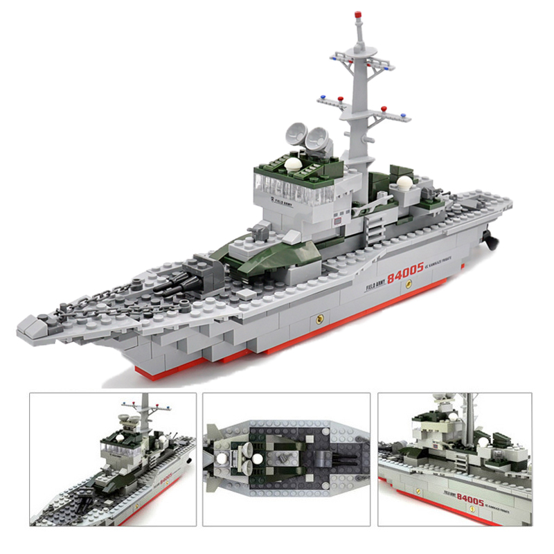 2017 NEW LegoINGly Techic Frigate Ship Model Compatible Star Series Wars City Brick Military Army Building Blocks Bricks Toy Boy enlighten building blocks navy frigate ship assembling building blocks military series blocks girls