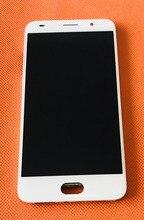 تستخدم الأصلي شاشة تعمل باللمس شاشة الكريستال السائل الإطار ل UMIDIGI UMI G MTK6737 رباعية النواة 5.0 بوصة HD شحن مجاني