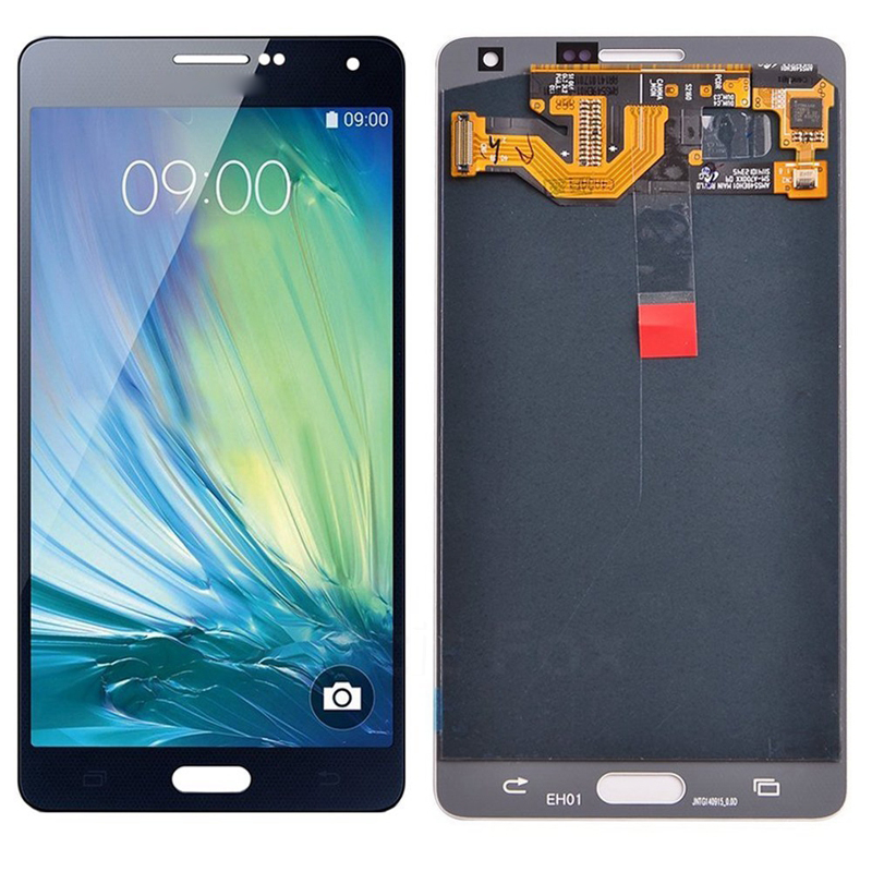 100% No Dead Pixel For Samsung Galaxy A7 A7000 A7009 A700F A700FD LCD Display with Touch Screen Digitizer Assembly